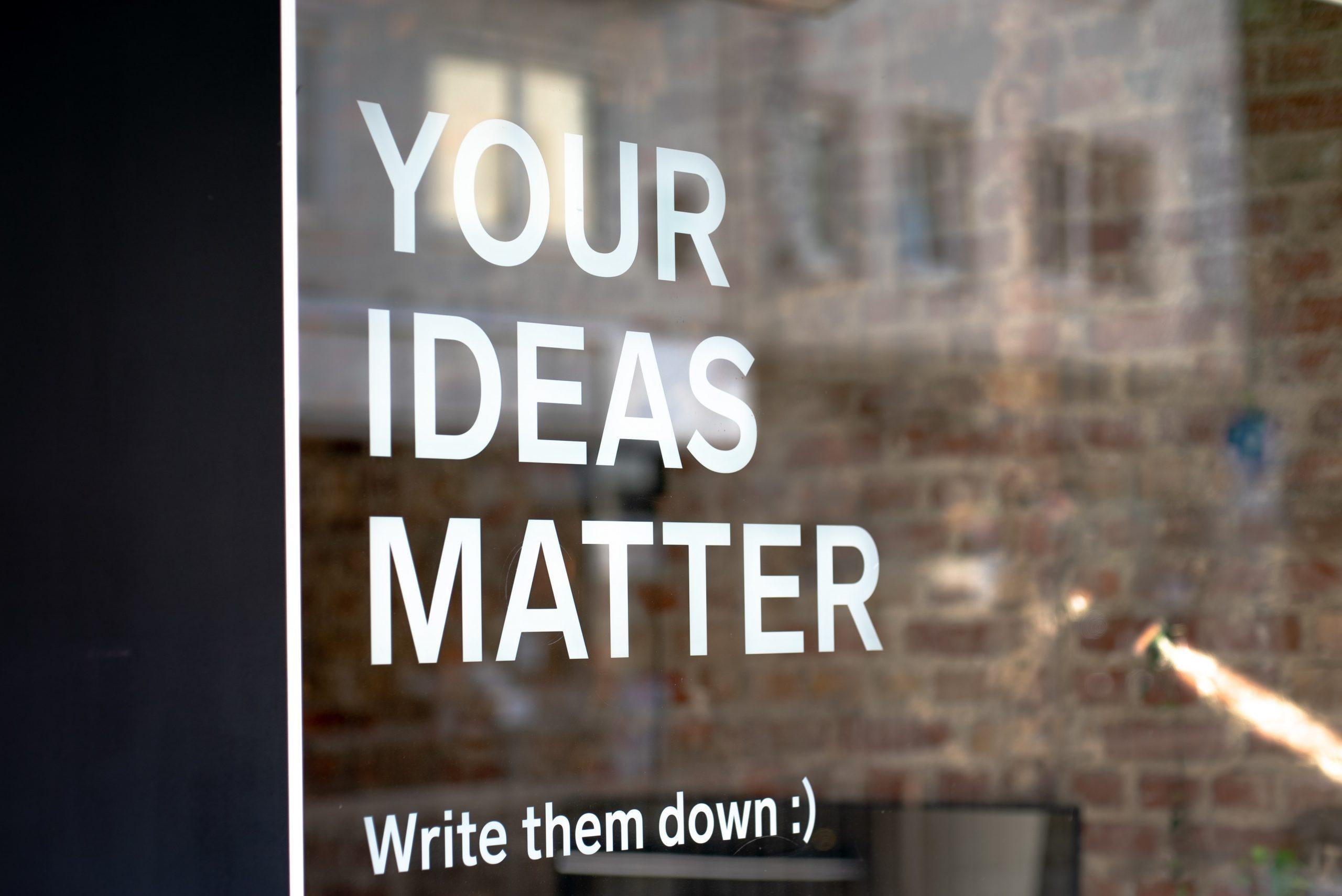 Employee Innovation, ideas, innovación